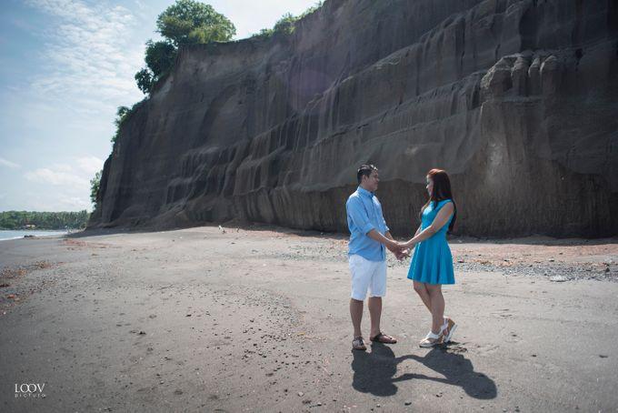 Prewedding Daniel and Merryna by Loov Pictura - 009