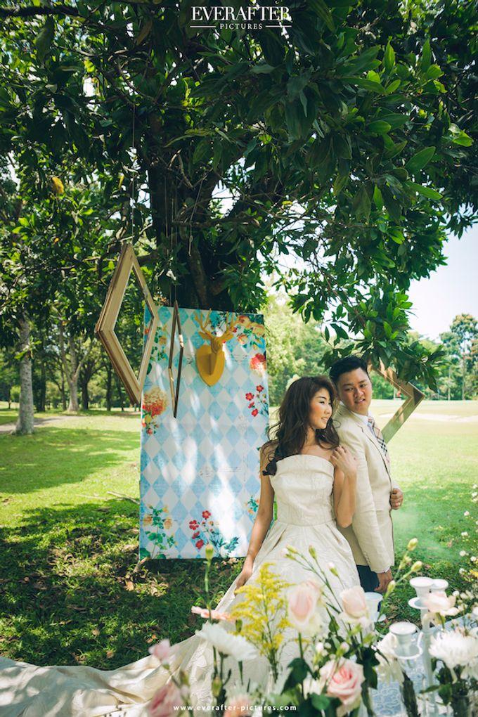 Franky & Helen The Prewedding by Philip Formalwear - 014