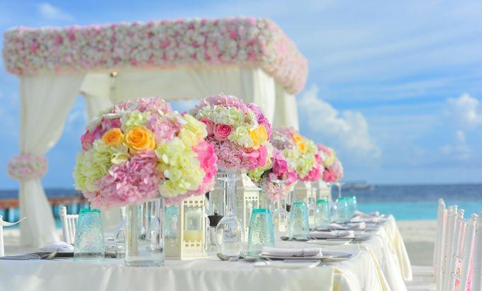 Amy & David's Dream Destination Wedding in Maldives. by Asad's Photography - 020