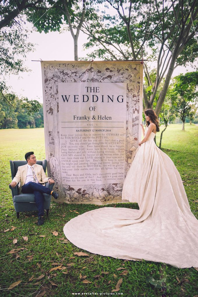 Franky & Helen The Prewedding by VERONIKA VIDYANITA - 009