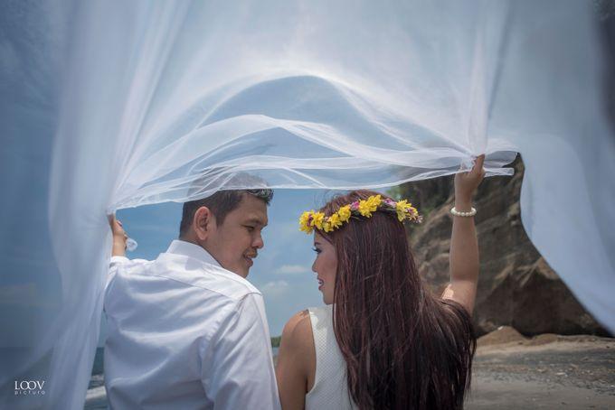 Prewedding Daniel and Merryna by Loov Pictura - 027