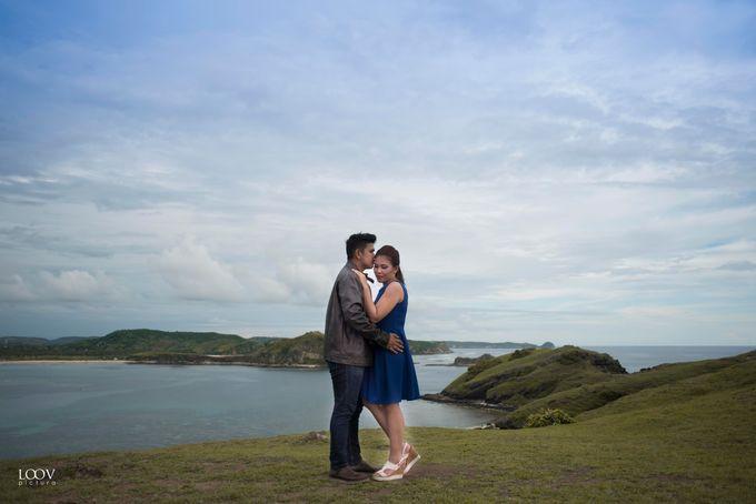 Prewedding Daniel and Merryna by Loov Pictura - 045