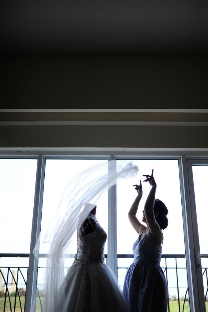 Blue-Blue and Len Wedding by Verve Films - 004