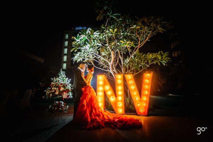 Nita & Vinrana Engagement by Philip Formalwear - 008