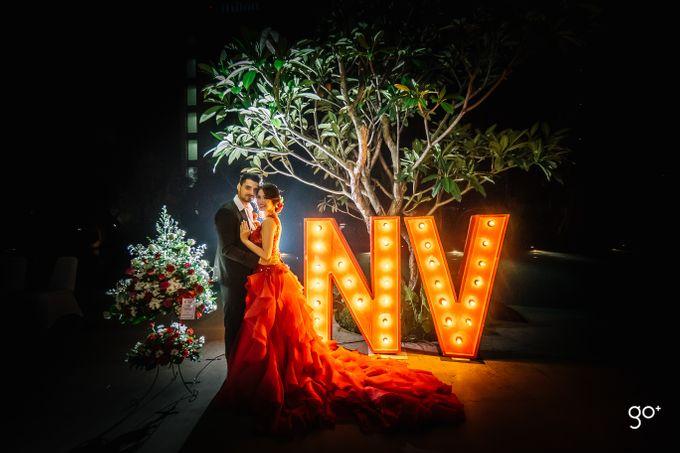 Nita & Vinrana Engagement by Philip Formalwear - 003