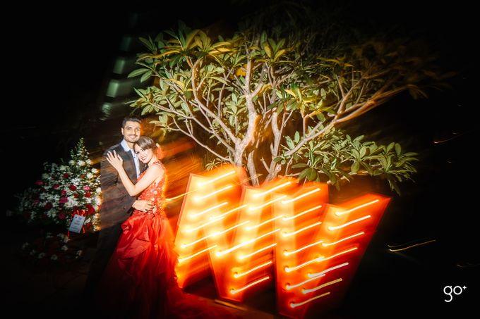 Nita & Vinrana Engagement by Philip Formalwear - 002