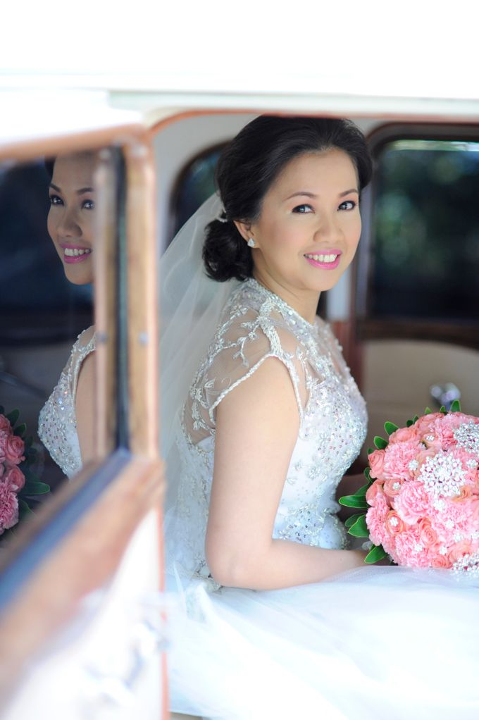 Blue-Blue and Len Wedding by Verve Films - 010
