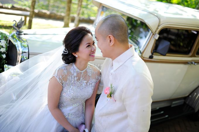 Blue-Blue and Len Wedding by Verve Films - 012
