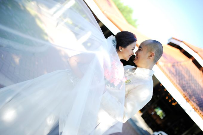 Blue-Blue and Len Wedding by Verve Films - 013
