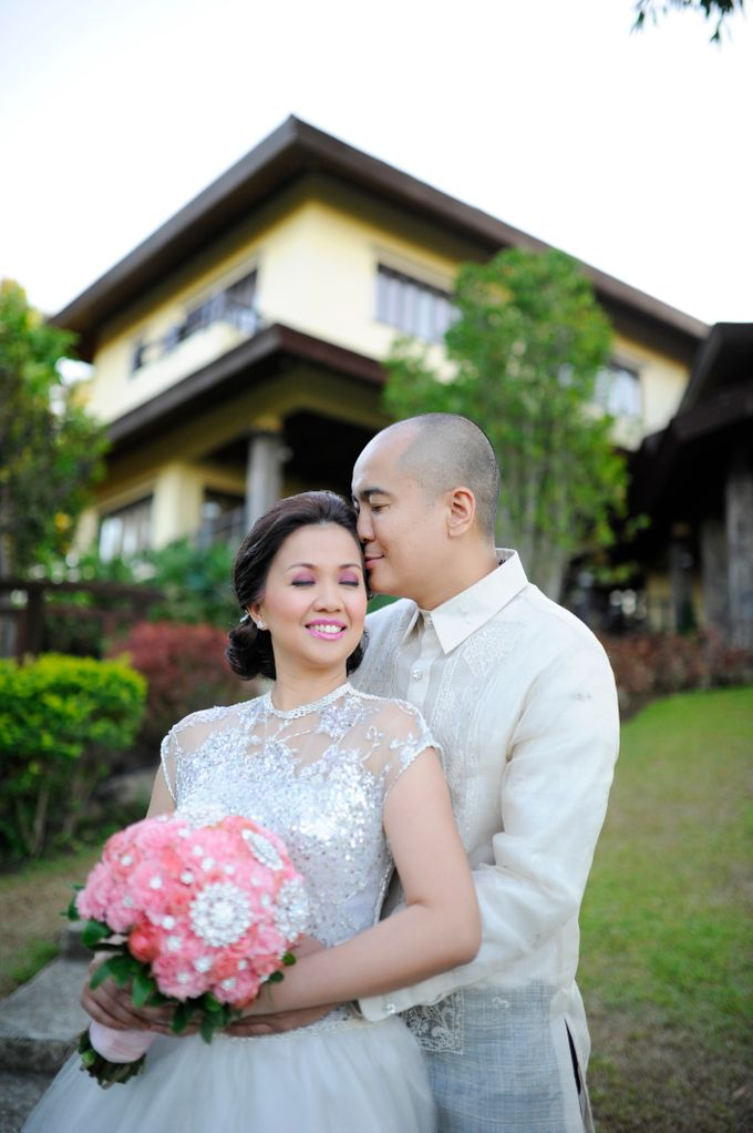 Blue-Blue and Len Wedding by Verve Films - 015