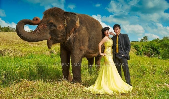 Escape Bali Romance by PerakMas Exclusive Wedding's Portfolio - 001