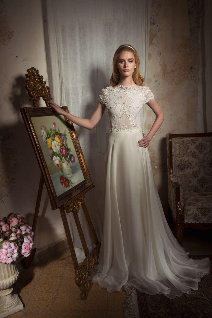 The Vered Vaknin 2016 Bridal Gown Collection by Vered Vaknin - 004