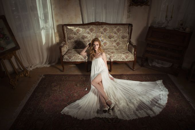The Vered Vaknin 2016 Bridal Gown Collection by Vered Vaknin - 007