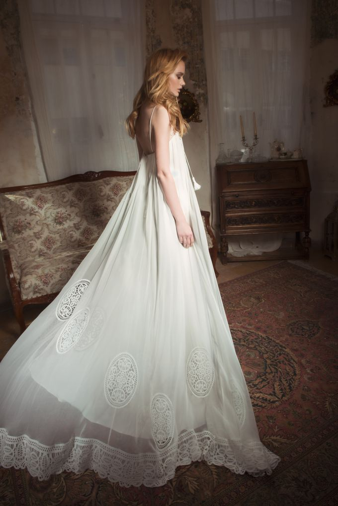 The Vered Vaknin 2016 Bridal Gown Collection by Vered Vaknin - 008
