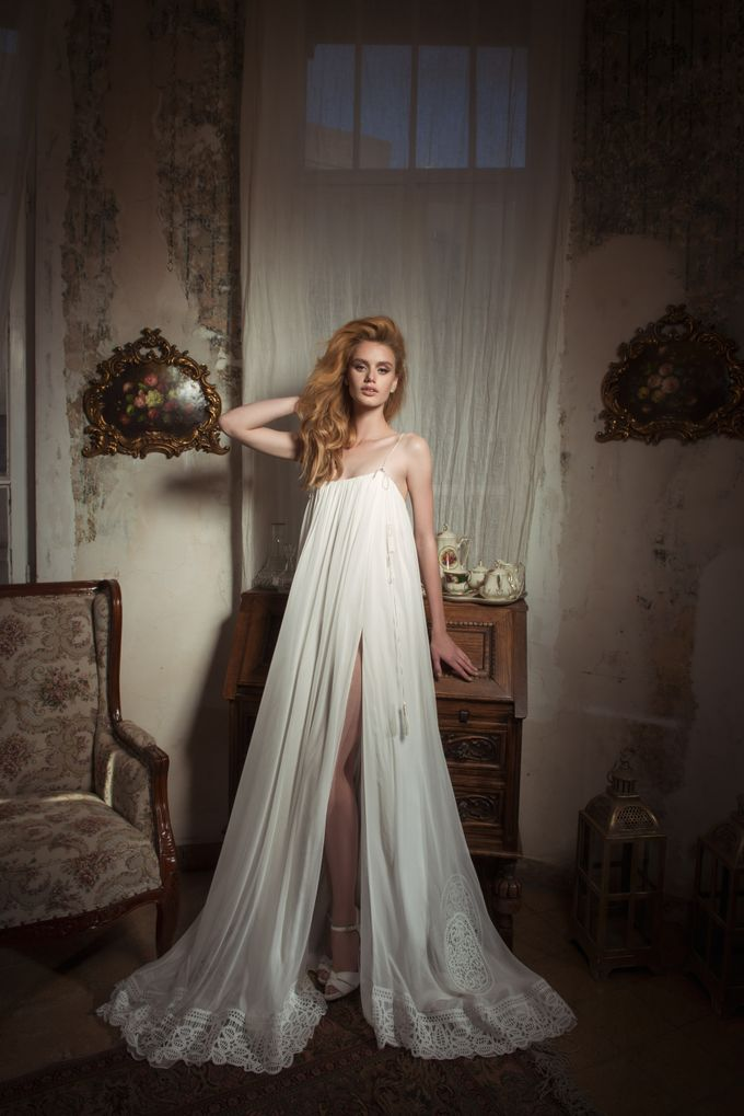 The Vered Vaknin 2016 Bridal Gown Collection by Vered Vaknin - 009