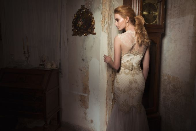 The Vered Vaknin 2016 Bridal Gown Collection by Vered Vaknin - 013