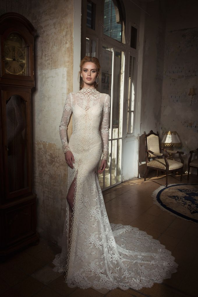 The Vered Vaknin 2016 Bridal Gown Collection by Vered Vaknin - 014