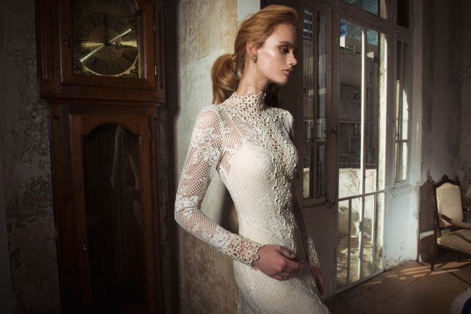 The Vered Vaknin 2016 Bridal Gown Collection by Vered Vaknin - 015