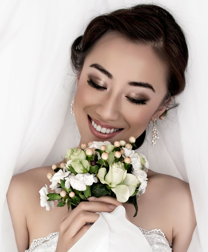 Wedding | Make Up - Various by Felicia Sarwono Makeup Art - 009
