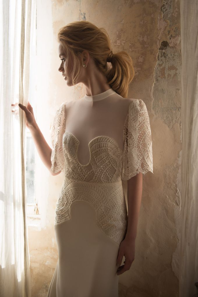 The Vered Vaknin 2016 Bridal Gown Collection by Vered Vaknin - 018