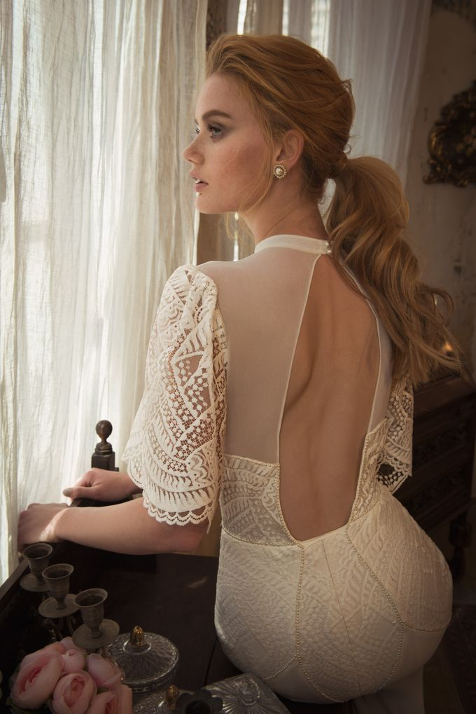 The Vered Vaknin 2016 Bridal Gown Collection by Vered Vaknin - 019
