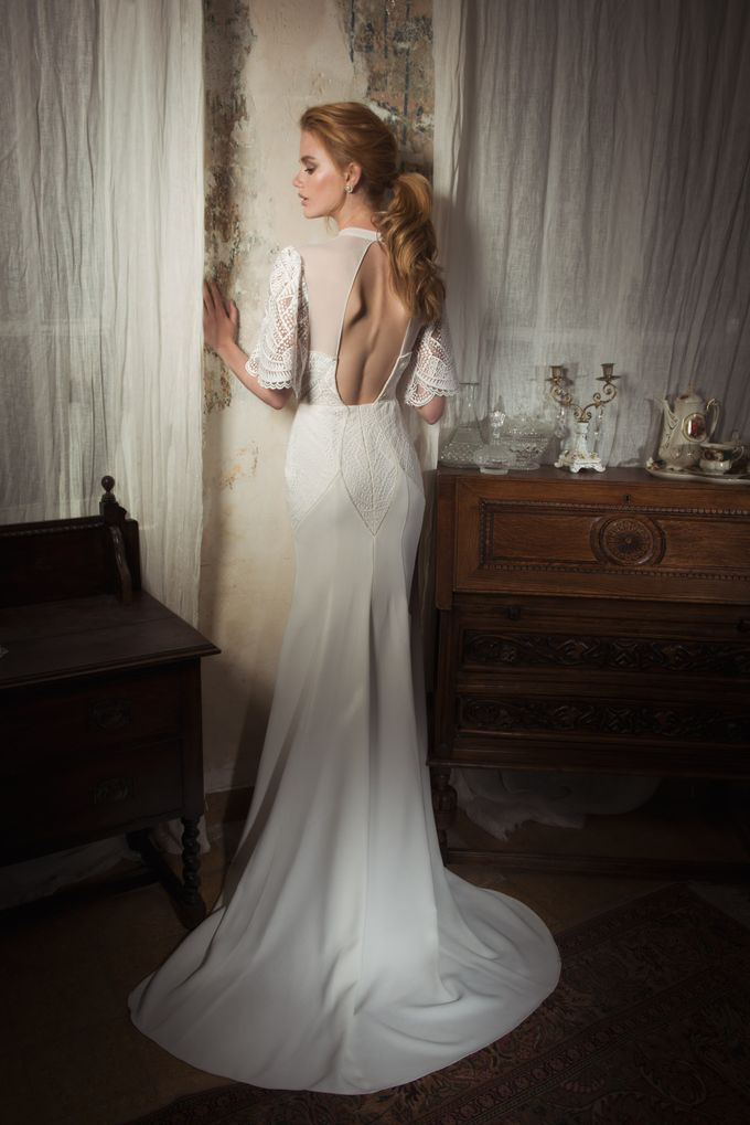The Vered Vaknin 2016 Bridal Gown Collection by Vered Vaknin - 020