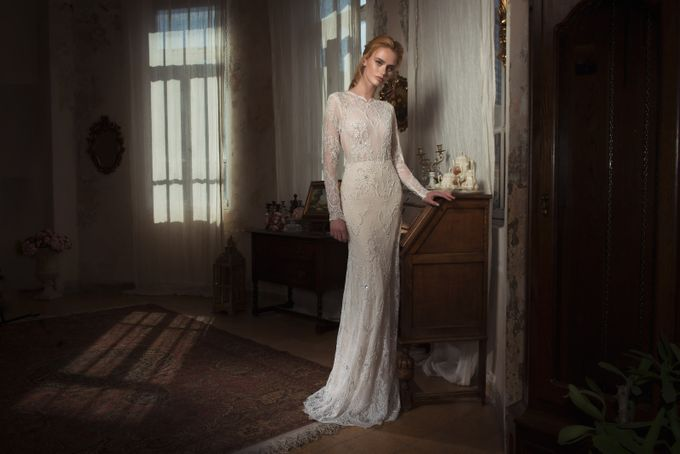 The Vered Vaknin 2016 Bridal Gown Collection by Vered Vaknin - 021
