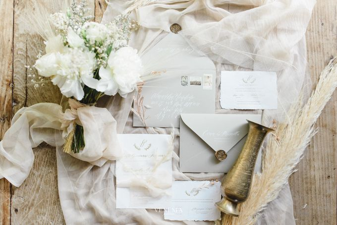 Evan & Priscilla Wedding by Hilda by Bridestory - 002