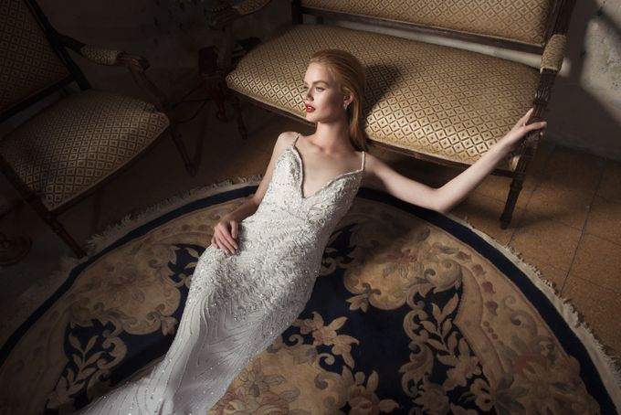 The Vered Vaknin 2016 Bridal Gown Collection by Vered Vaknin - 031