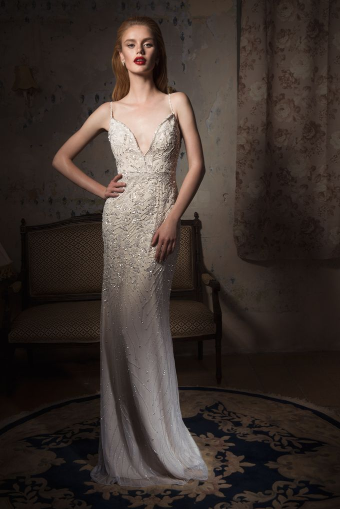 The Vered Vaknin 2016 Bridal Gown Collection by Vered Vaknin - 032