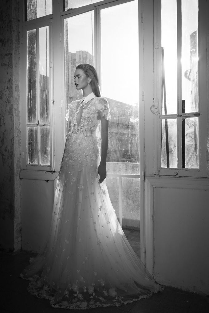 The Vered Vaknin 2016 Bridal Gown Collection by Vered Vaknin - 033