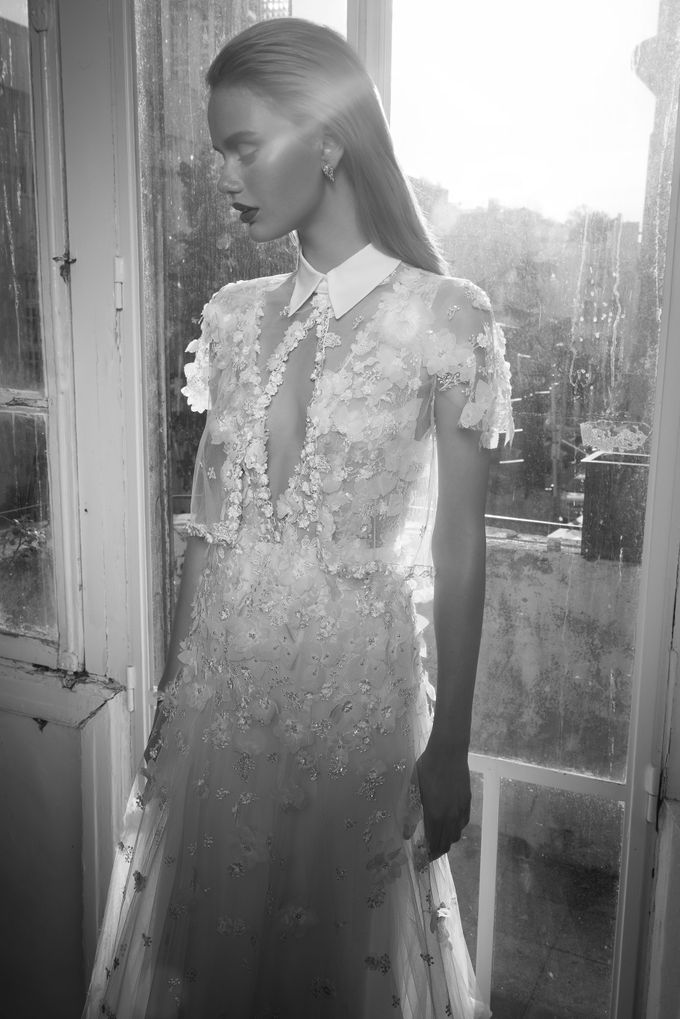 The Vered Vaknin 2016 Bridal Gown Collection by Vered Vaknin - 034