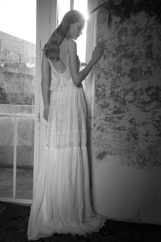 The Vered Vaknin 2016 Bridal Gown Collection by Vered Vaknin - 037