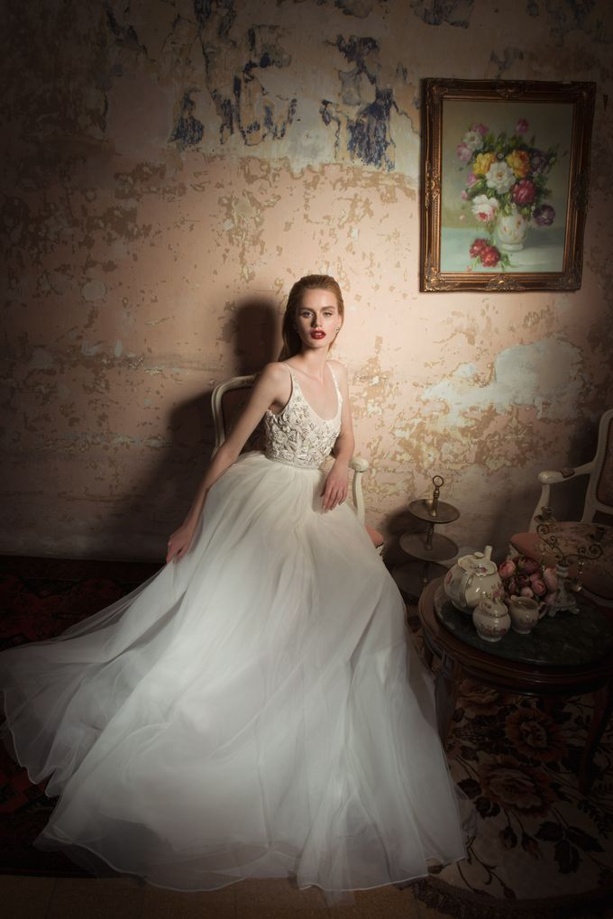 The Vered Vaknin 2016 Bridal Gown Collection by Vered Vaknin - 038