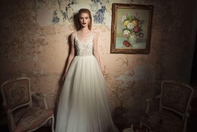The Vered Vaknin 2016 Bridal Gown Collection by Vered Vaknin - 039