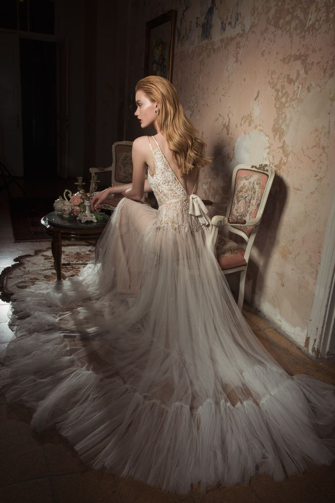The Vered Vaknin 2016 Bridal Gown Collection by Vered Vaknin - 041