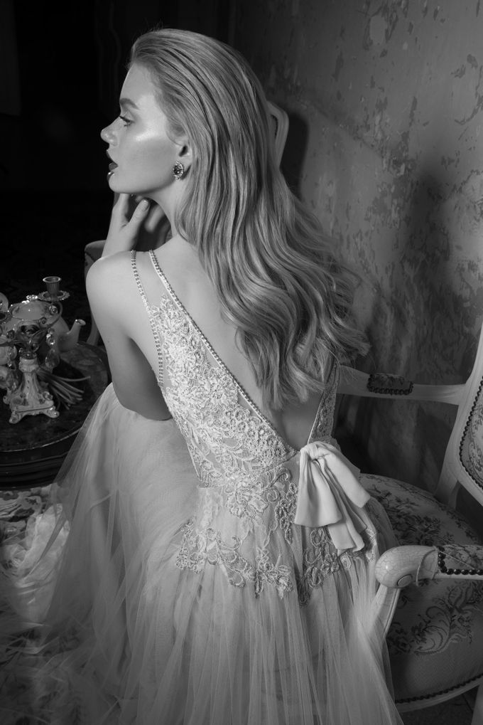 The Vered Vaknin 2016 Bridal Gown Collection by Vered Vaknin - 042