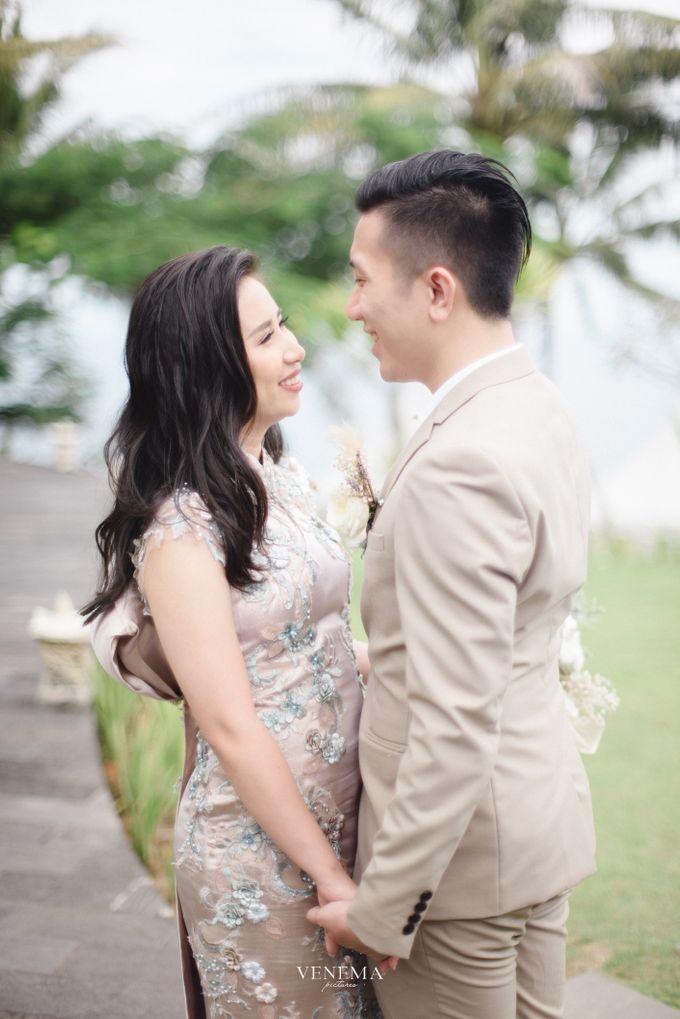 Evan & Priscilla Wedding by Hilda by Bridestory - 006