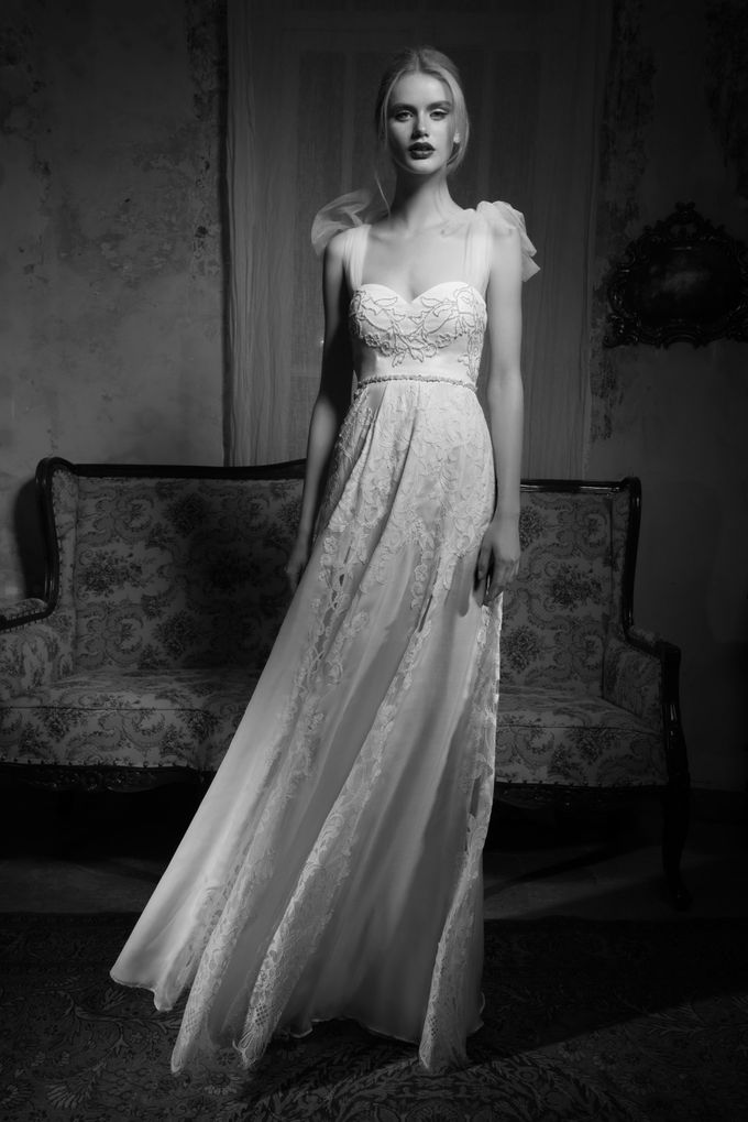 The Vered Vaknin 2016 Bridal Gown Collection by Vered Vaknin - 044