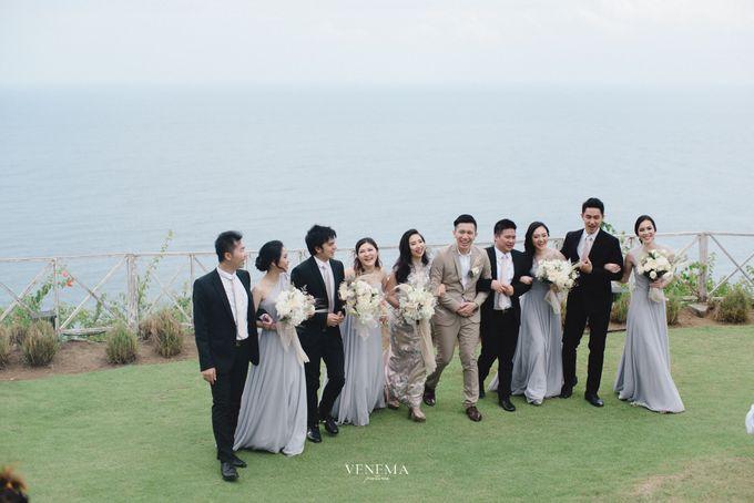Evan & Priscilla Wedding by Hilda by Bridestory - 008