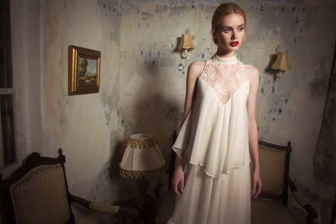 The Vered Vaknin 2016 Bridal Gown Collection by Vered Vaknin - 046