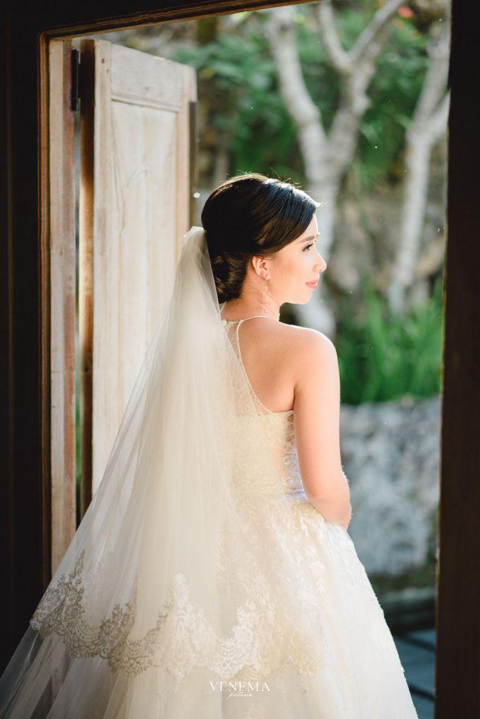 Evan & Priscilla Wedding by Hilda by Bridestory - 011