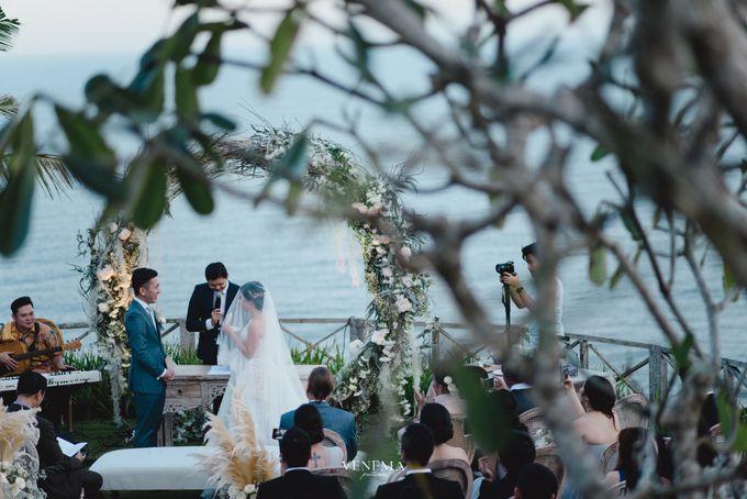 Evan & Priscilla Wedding by Hilda by Bridestory - 016
