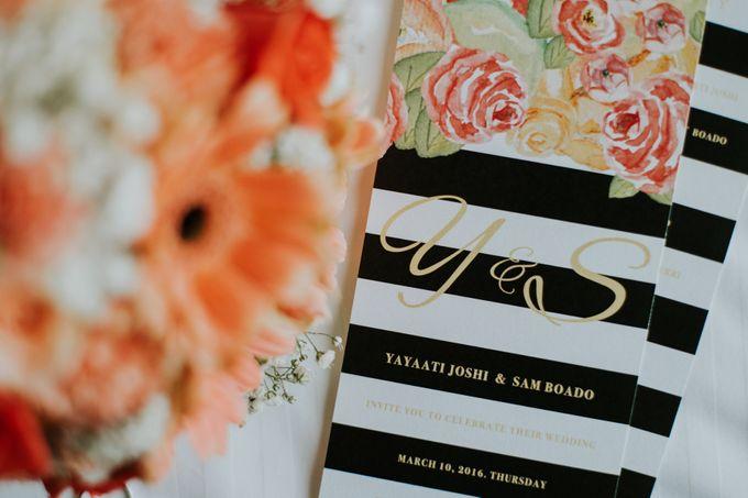 Yayaati and Sam Rooftop Wedding by James Morrison Photo - 001