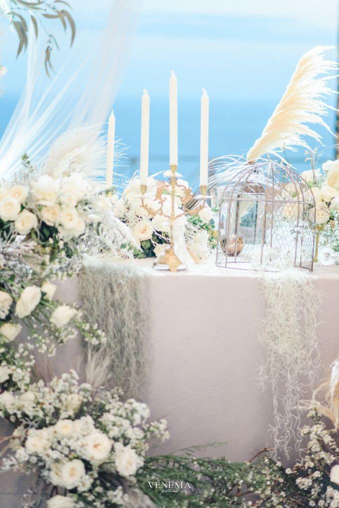 Evan & Priscilla Wedding by Hilda by Bridestory - 021