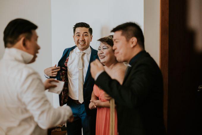 Yayaati and Sam Rooftop Wedding by James Morrison Photo - 013