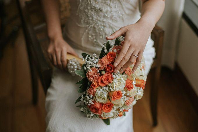 Yayaati and Sam Rooftop Wedding by James Morrison Photo - 018