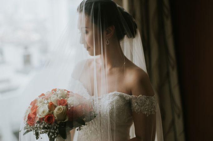 Yayaati and Sam Rooftop Wedding by James Morrison Photo - 024