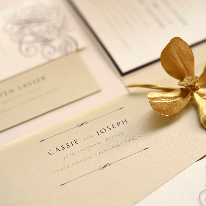 Calligraphy Crush Glam by Paper Pressed  - 005