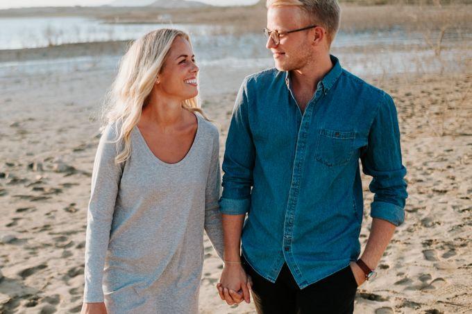 Ida & Kjetil love shoot by Vegard Giskehaug Photography - 002